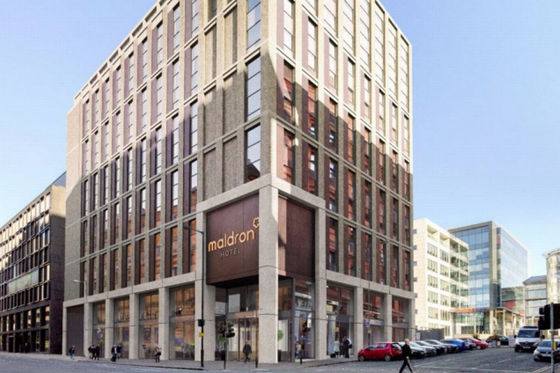 Glasgow approves plans for 300-bed Renfield Street hotel - Scottish