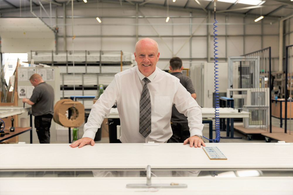 Stuart Glen, CCG PVCu Factory Manager